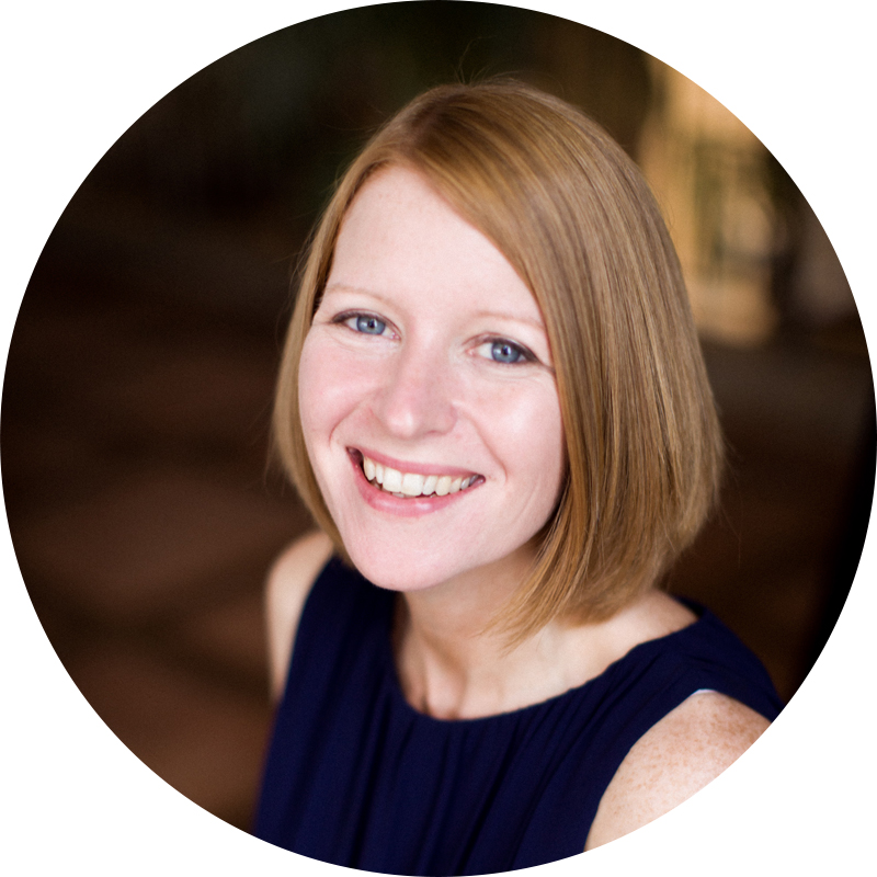 Amy Woods, founder of Content 10x, Pods Up North speaker profile image.