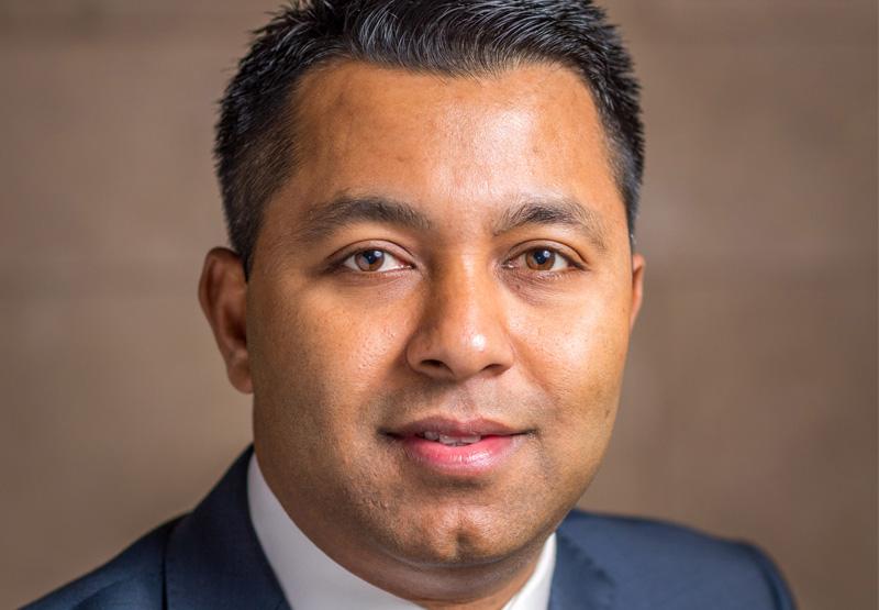 Councillor Luthfur Rahman