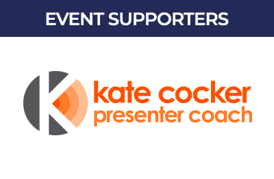 Event Supporter, Kate Cocker Presenter Coach.
