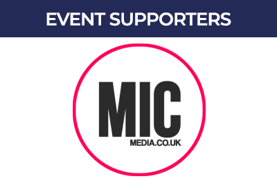 Event Supporter, MIC Media.